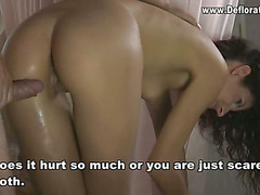 Wicked fingers get into the hole where no dick has been