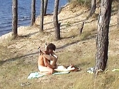 Yeah, we like spending time jointly, there is no thing strange about it. We are not solely the hawt amateur pair, we are loving people ergo this day we are going to spend the day solely with each other and nobody else. We go to the bank of the lake and my sexy girlfriend demonstrates me her fresh bikini. It's worthwhile, but I must acquiesce that babe looks much more excellent out of it. I and my GF bathe in the nifty water, get suntanned all exposed and then heavily fuck getting the recent sex experience. Our camera discharges anything on this pair sex movie scene.